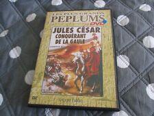 "DVD ""JULES CESAR, CONQUERANT DE LA GAULE"" Cameron MITCHELL - peplum"