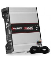 AUTHENTIC Taramps HD 3000 2 ohms Car Amplifier FROM BRAZIL (SHIPS FAST FROM USA)