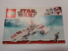 LEGO STAR WARS 8085 Freeco Speeder Complet