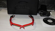 01-013 F Oakley O Rokr Pro Scotty Canon Red Frame Only NWT