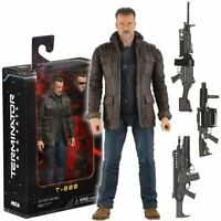 "NECA - Terminator Dark Fate - T-800 Arnie 7"" Scale Action Figure"