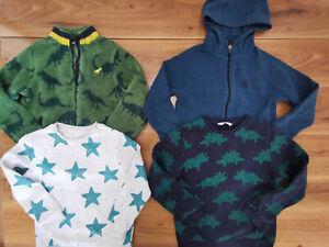 boys 6-7 years jumper hoodie bundle M&S George