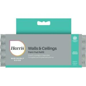 Harris Seriously Good Wall & Ceiling Paint Pad Refill - 225mm x 85mm