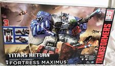 Transformers Generations Titans Return Fortress Maximus Titan Class Figure New