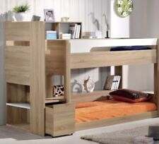 single midi bunk oak WITH storage pullout drawer NEW Version Kids