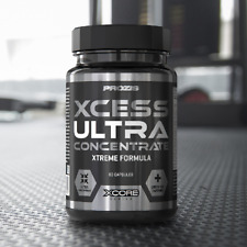 Xcore Xcess Ultra Concentrate 60 Tablets Thermogenic Drain - Fat Burner Prozis