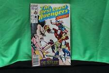 Marvel Comics The West Coast Avengers Comic Book Collectible Issue #38