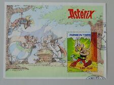 France 1999 Bloc 22 3228 oblitéré cachets ronds Astérix journée du timbre 2
