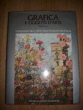 GRAFICA E OGGETTI D'ARTE N.25 - CATALOGO DELL'ARTE MOLTIPLICATA IN ITALIA (TM)