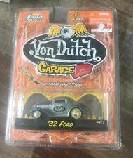 Jada Toys Von Dutch Garage - 1932 Ford - 1:64 //NOC//