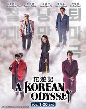 Korean Series: A KOREAN ODYSSEY DVD in English Sub