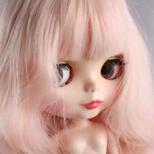 """[LF] 12"""" Doll 1/6 Doll Doll 7 Joint Nude Doll & Pink Long Hair Shiny"""