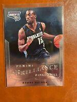 Kemba Walker RC 2012-13 Panini Brilliance Rookie Card #255 Boston Celtics