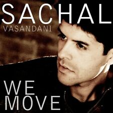 We Move - Sachal Vasandani (2009, CD NEUF)