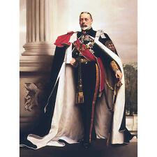 PAINTING PORTRAIT LANDER KING GEORGE V ENGLAND ART PRINT POSTER HP1250
