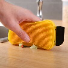 3In1 Multi-function Unlimited Silicone Sponge Scraper Clean Eco-Friendly Brush