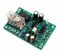 E12-II Headphone amplifier AMP Protection circuit board can switch with delay