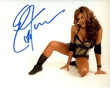 EVE TORRES signed autographed WWE WRESTLING photo