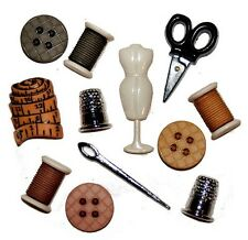 JESSE JAMES -DRESS IT UP BUTTONS - SEWING ROOM 596 ~ Sewing ~ Scrapbooking