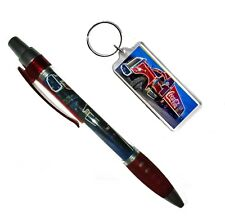 Coca Cola Christmas Truck, Keyring and Red & Silver Pen Set
