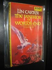 Carter, Lin~The Warrior of World's End~FAN PBO 1974 1st/1st
