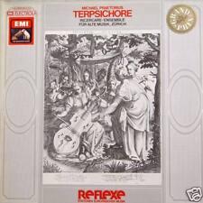 MICHAEL PRAETORIUS Terpsichore Ricercare E GER Press LP