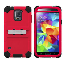 NEW GENUINE TRIDENT KRAKEN CASE FOR SAMSUNG GALAXY S5 - RED KN-SSGXS5-RD000