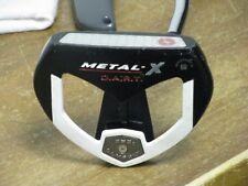"""Odyssey Metal-X DART D.A.R.T. 34"""" Putter Lamkin 3Gen Grip Very Nice!!"""