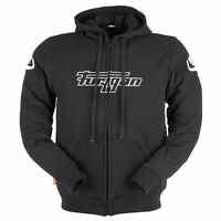 Furygan Luxio Motorbike Motorcycle Textile Jacket Black