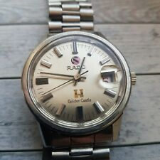 Vintage Rado Golden Castle Automatic Men's Watch