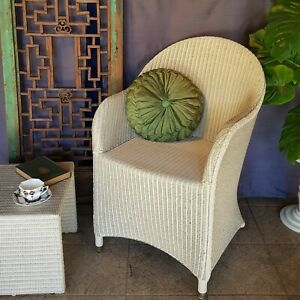 Lloyd Loom Chair by Vincent Sheppard, Rattan Indoor Outdoor.