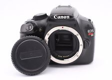 Canon EOS Rebel T3 / 1100D 12.2MP Digital SLR Camera - Black (Body Only)