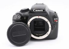 Canon EOS Rebel T3 / 1100D 12.2MP Digital SLR Camera - Black (Body Only)