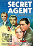 THE SPY IN WHITE/SECRET AGENT USED - VERY GOOD DVD