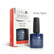 CND Shellac UV GEL Polish Winter Nights 91683 7.3ml 0.25oz Glacial Illusion Color Holiday Collection 2017