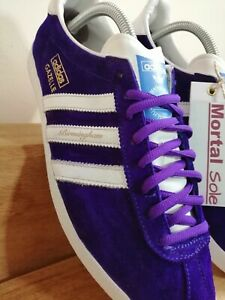 Adidas Gazelle 8 Purple Birmingham Theme