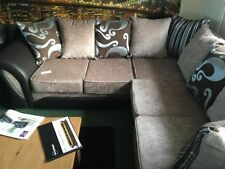 Fabric Floral Corner/Sectional Sofas