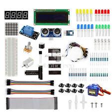 Beginner Learning Kit with GPIO Relay Sensor LEDs Servo for Raspberry Pi 3