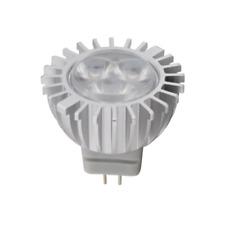Halco 81095 3W 5000K 10V to 18V MR11 Flood LED Bulb GU4 | MR11FTD/850/LED 10335