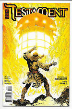 DC Vertigo Comics - Testament - #20 Nov 2007