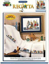 Regatta by Solomon Dixon (1992, Cross Stitch Booklet)
