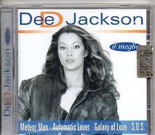DEE D JACKSON CD made in Italy IL MEGLIO Sigillato ITALO DISCO stampa ITALIANA