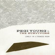 PEGI YOUNG & THE SURVIVORS Lonely In A Crowded Room (2014) CD album NEW/SEALED