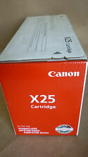 Canon 8489A001AA, X25 BLACK TONER / DRUM GENUINE