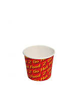 Paper Hot Chip Cup 8 oz / 225 g  87 by 75 mm x 50