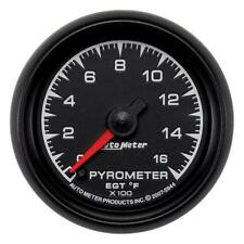 "Auto Meter Boost/Pyrometer Gauge 5944; ES Kit 0 to 1600°F 2-1/16"" Electrical"