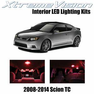 XtremeVision Interior LED for Scion TC 2008-2014 (10 PCS) Red