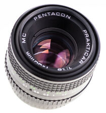Pentacon Prakticar MC 50 mm f 1,8 PB Bajonett  SN:2085976 / 33cm Nahgrenze