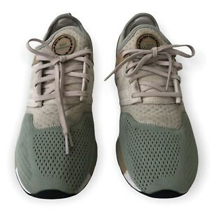New Balance 247 Lifestyle Beige Gray Green Sneakers MRL247SM Size 7.5 US
