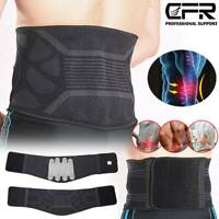 CFR Back Brace Lower Back Pain Adjustable Lumbar Support Belt Men Women Sciatica
